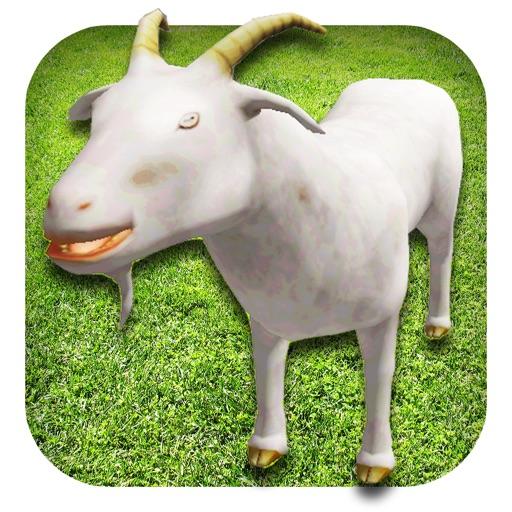3Dヤギの脱出 - クレイジー暴れF2Pゲーム版 - 無料