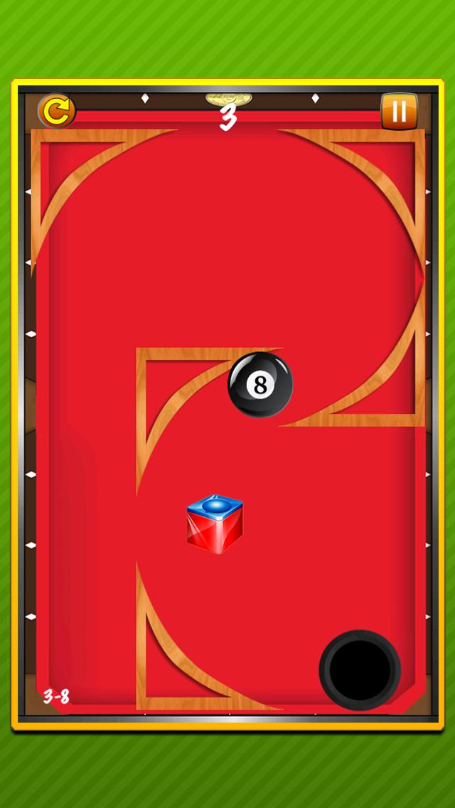 プール トリック ショット : 作る スヌーカー 銀行 ショット のような ビリヤード チャンピオンのおすすめ画像2