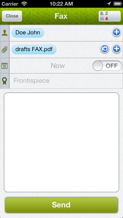 Scan Fax EasyOffice screenshot-4