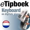 eTipboek Keyboard en digitale piano