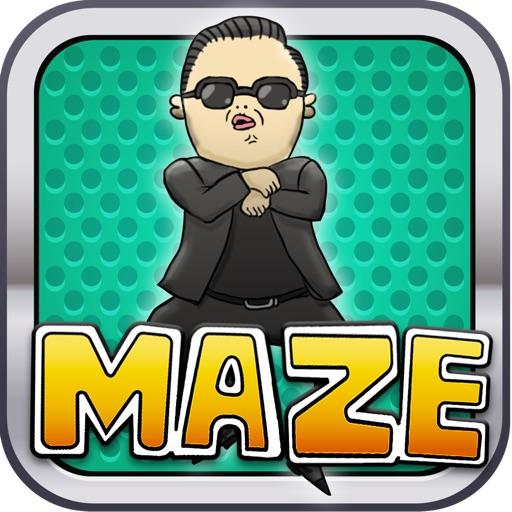 A Gangnam Man Style Korean Maze Game - Pro Version