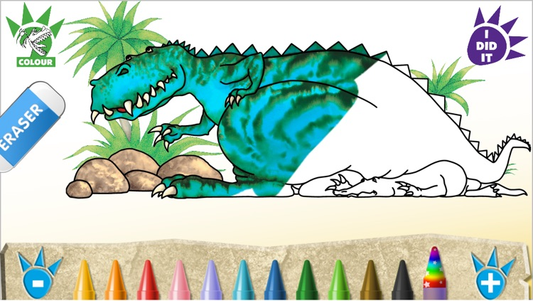 Dinosaur Roar!™ screenshot-3