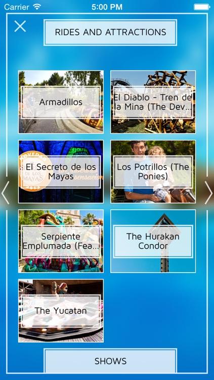 PortAventura - Offline Amusement Park Guide