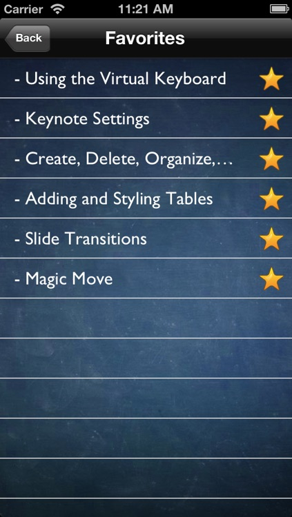 Tutor for Keynote for iOS - Video Tutorial to Help your Learn Keynote screenshot-3