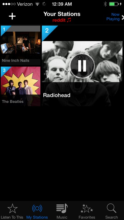 Reddit Music - Music Radio from /r/music and /r/listentothis screenshot-4