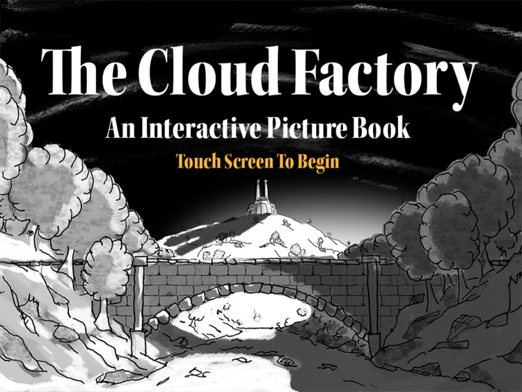 The Cloud Factory - An Interactive Picture Book