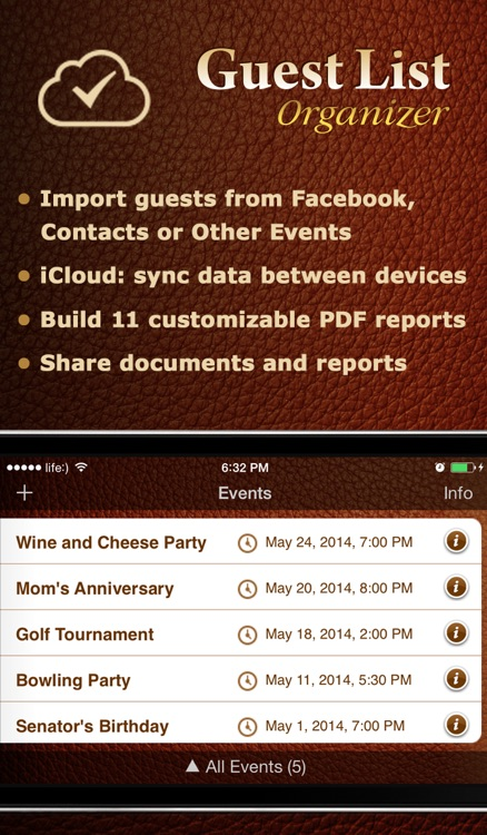 Guest List Organizer screenshot-0