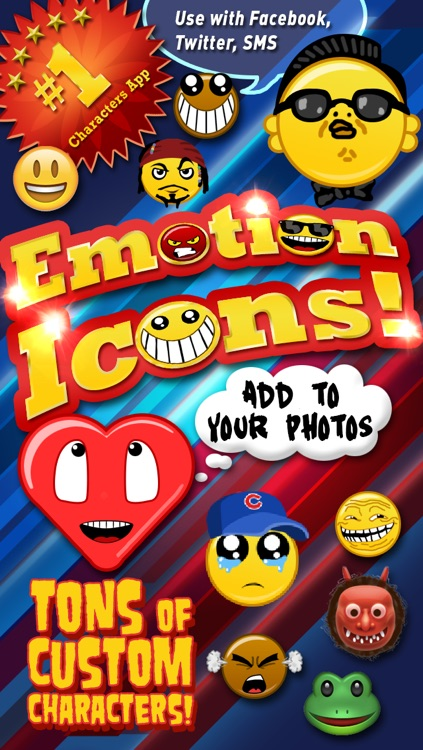 Emoji 2 Free - NEW Emoticons and Symbols screenshot-0