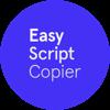 Easy Script Copier - Benjamin Lambinet