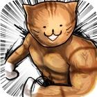 Cat  Fight!! にゃんこ大乱闘 ねこアプリ icon