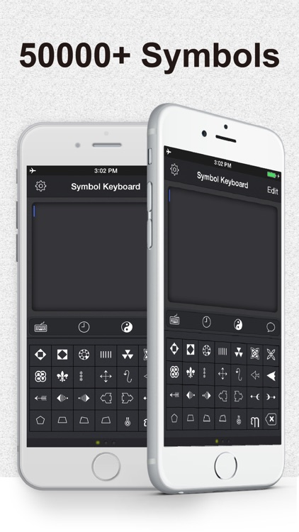 Symbol Keyboard - Unicode Characters and Symbols for Texting
