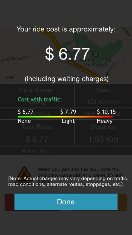 TaxoFare - Australia screenshot-4
