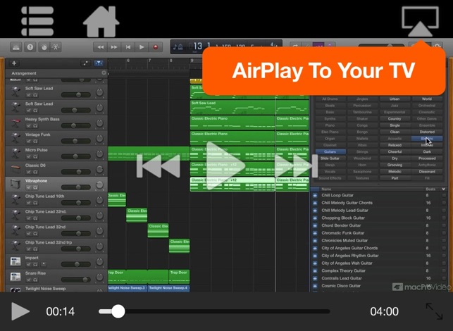 Make Edm Course For Garageband On The App Store