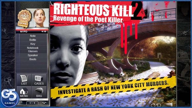 Righteous Kill 2: Revenge of the Poet Killer screenshot-0