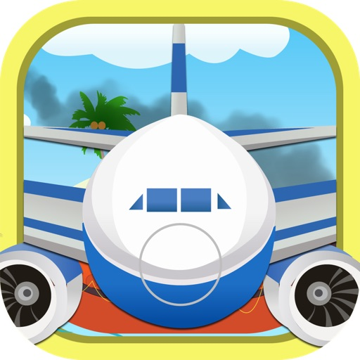 Rc Airforce One Planes - Ocean Beach Landings Simulator