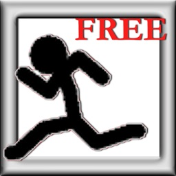 Cartoon Stickman Jump And Run: Coin Collect Free
