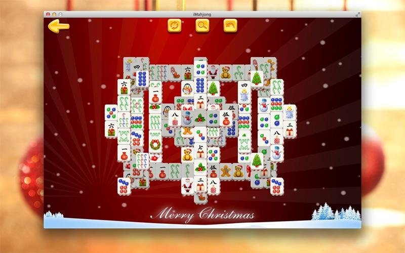 iMahjong - Mahjong Pairs Full Screenshot