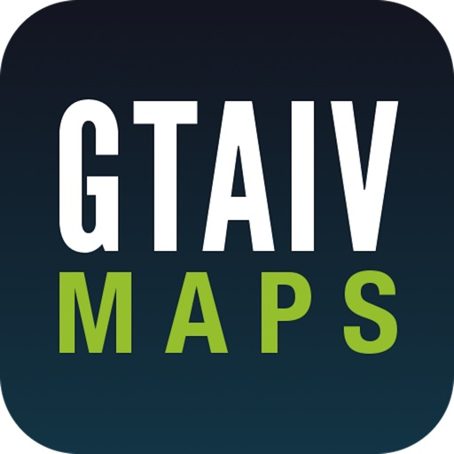 Maps for GTA 4 - Cheats, Locations and 100% Checklst | Apps