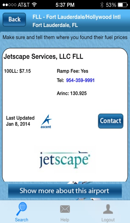 FBO Fuel Prices screenshot-3