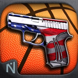 American Basketball: Guns & Balls