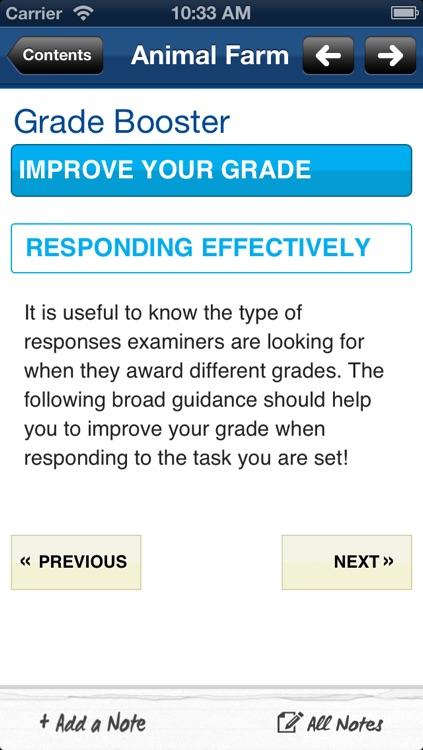Animal Farm York Notes for GCSE screenshot-3