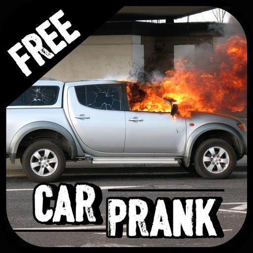 Dude ! Car Damage Prank iOS App