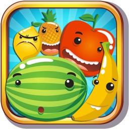 Fruit Crush Deluxe - Matching Fruit Free