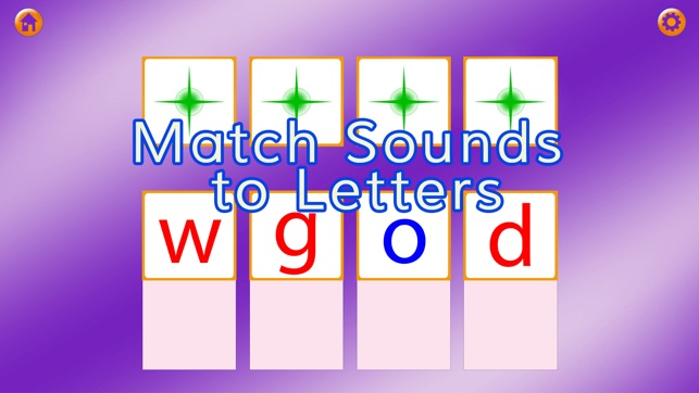 ABC MAGIC PHONICS 3 Letter Sound Matching on the App Store