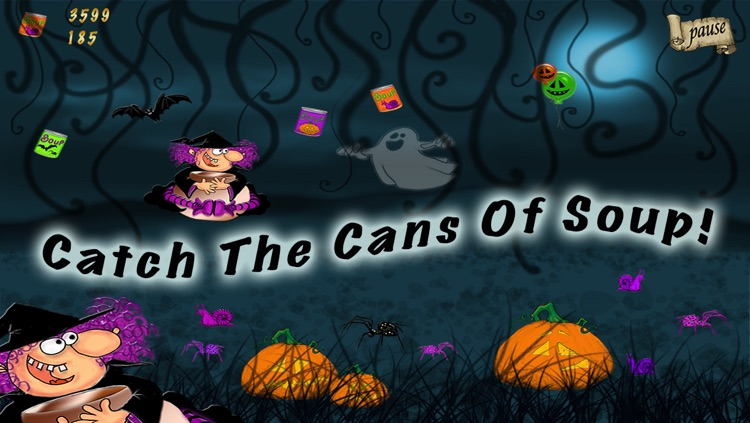 Jumping Cauldrons Halloween Party