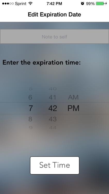 NYC Parking Meter and Alternate Side Parking Notification screenshot-3