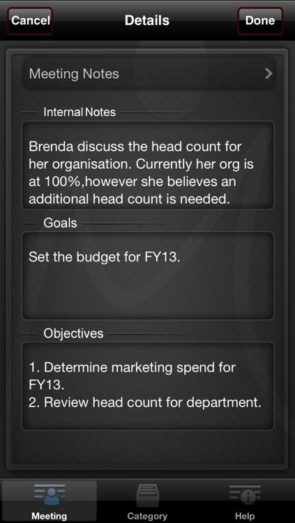 Meeting Mapper Lite screenshot-3