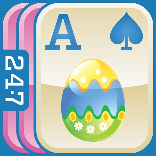 Easter Solitaire by 24/7 Games LLC