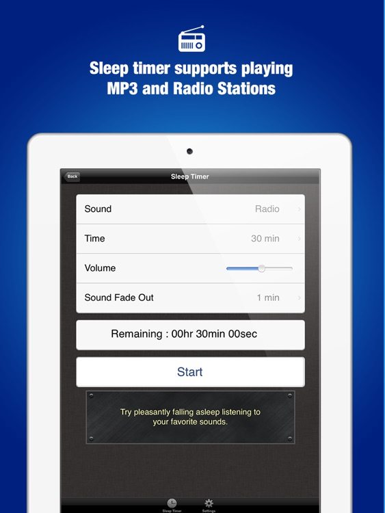 World Radio Pro HD - Live Internet Radio Stations for Music, News, Sports, Weather, Talk Shows and more! screenshot-3