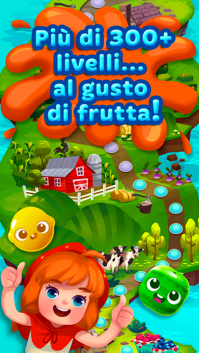Screenshot of Fruit Splash Mania™3