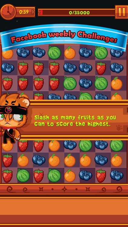 Fruits Dash Epic screenshot-3