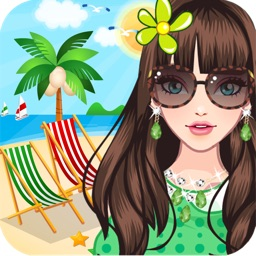 Summer Girl Dress Up Game