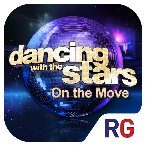 Dancing with the Stars ~ On the Move icon