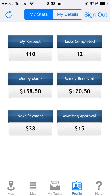 zoozz - get paid for completing quick tasks (earn easy money) screenshot-4