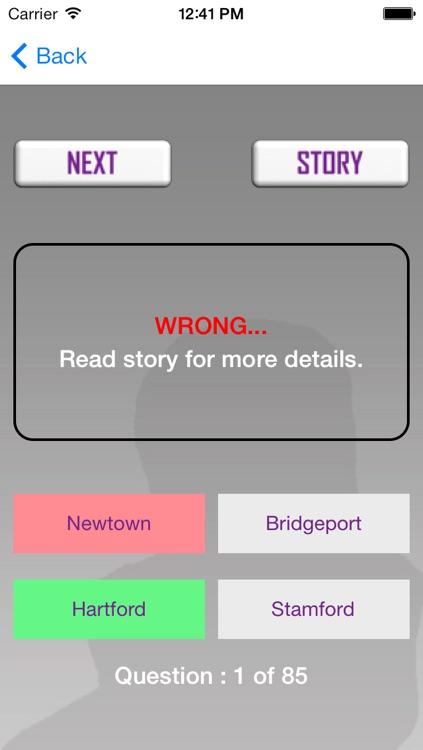 """Quiz App - """"Justin Bieber Edition"""""""