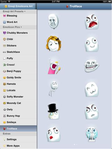 Emoji Keyboard & Emoticons - Animated Color Emojis Smileys Art, New