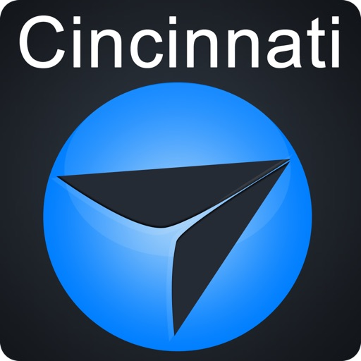 Cincinnati Northern Kentucky Airport + Flight Tracker