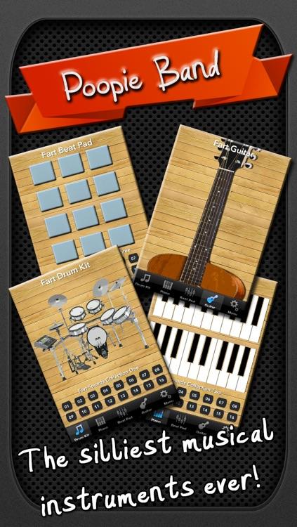 Poopie Band - Drums, Piano, Guitar, Beat Pad