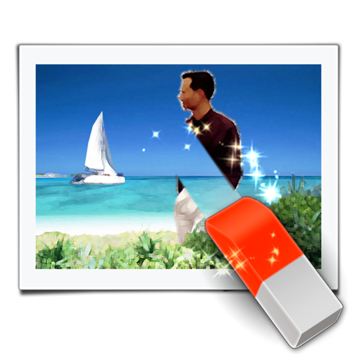 图片橡皮 Photo Eraser for Mac