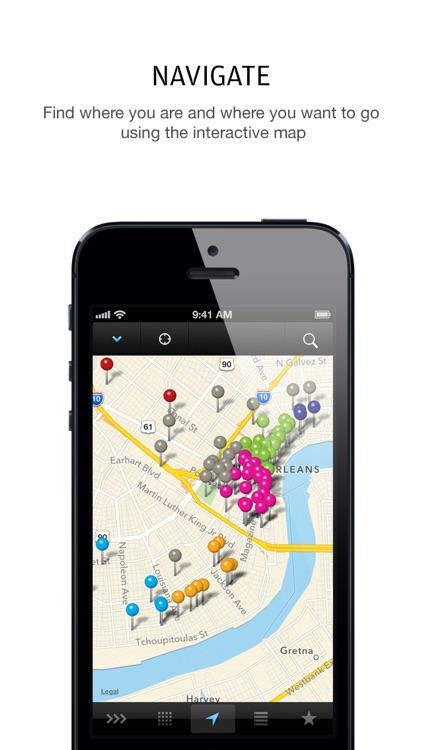 New Orleans: Wallpaper* City Guide screenshot-3