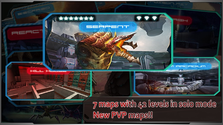Star Warfare:Alien Invasion screenshot-4