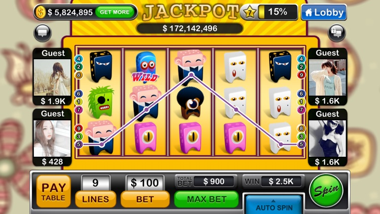 Free Slots™ screenshot-2