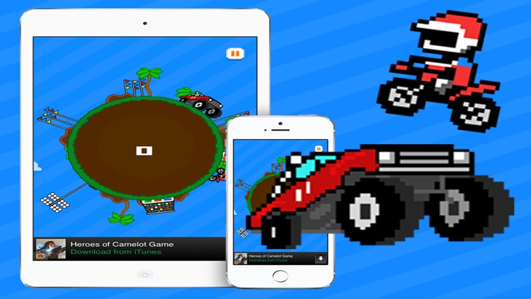 Monster Truck Jumper - BEST BIKE JUMPING GAME WITH ...