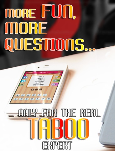 Allo! Guess the Word Association - Taboo Style Quiz and