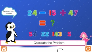 Fun With Numbers 3 Lite - Maths Made Fun Screenshot
