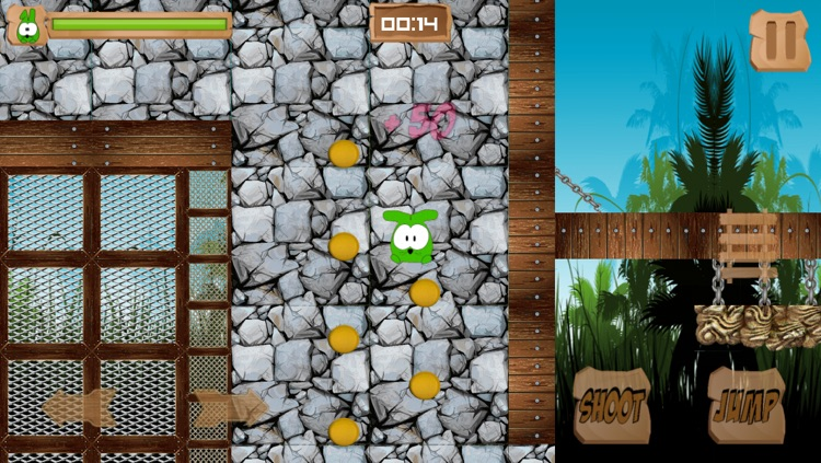 Greeny Quest Free screenshot-4